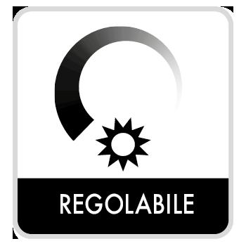 Regolabile - LED dimmerabile