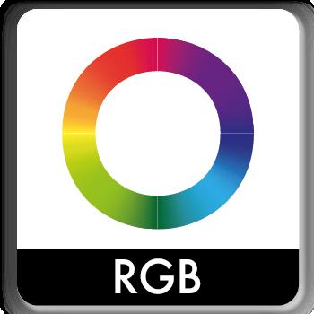 RGB - Multicolor