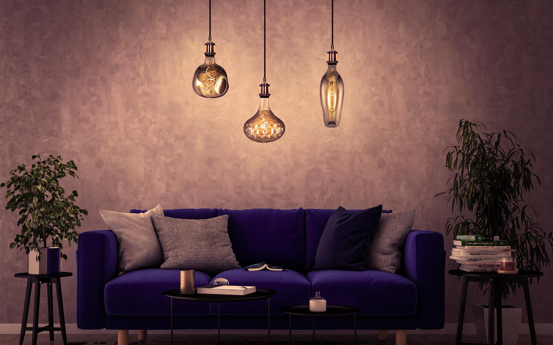 Il design coniugato con l'illuminazione