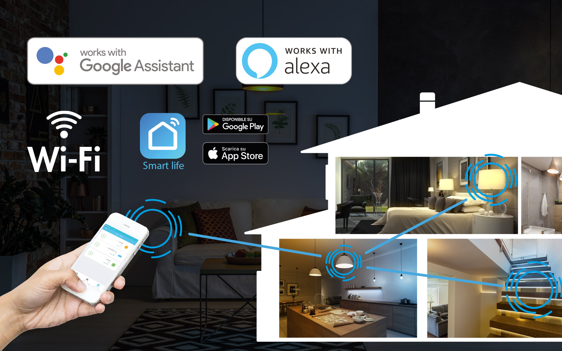Tutto per la tua smart home